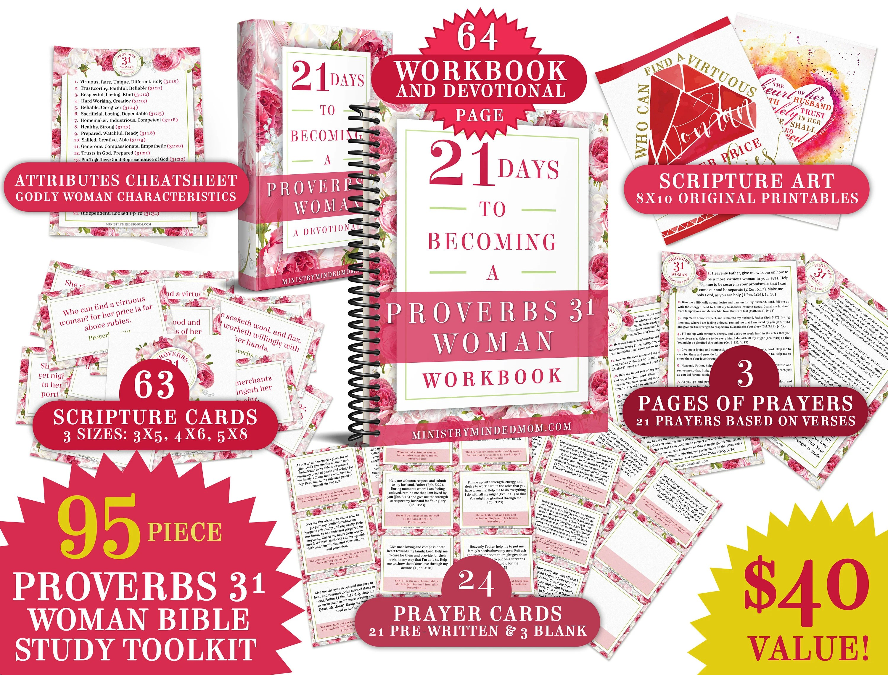 Printable Proverbs 31 Scripture Writing A Cover Letter For A