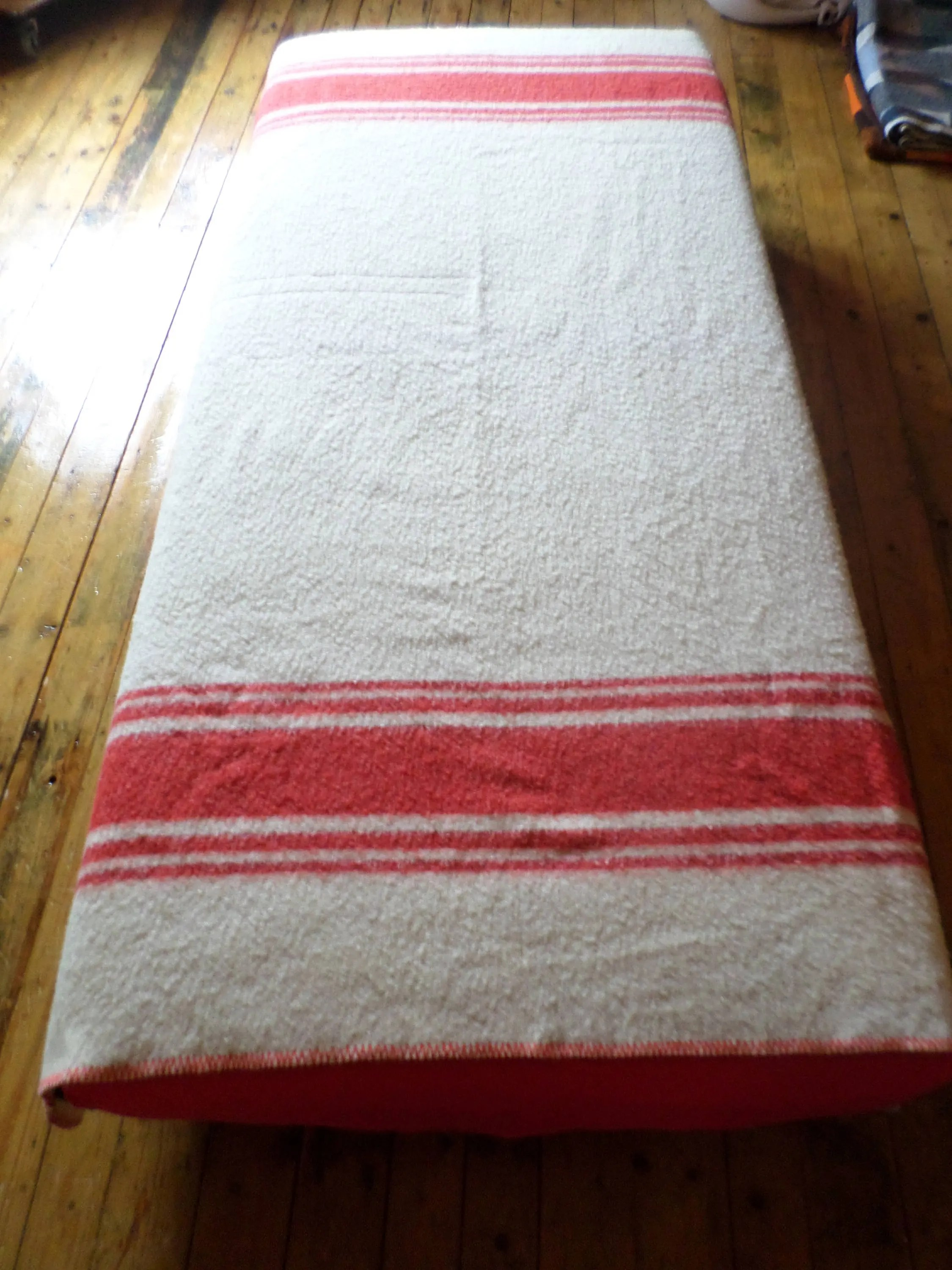 Bettdecken Holland Vintage Blanket Deken Bettdecke Couverture Pure Wool 100 Virgin Wool 1970s Throw