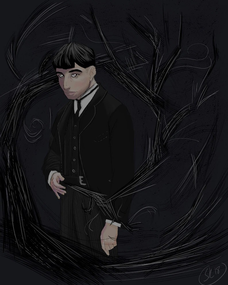 Credence Decorative Credence Barebone Fantastic Beasts