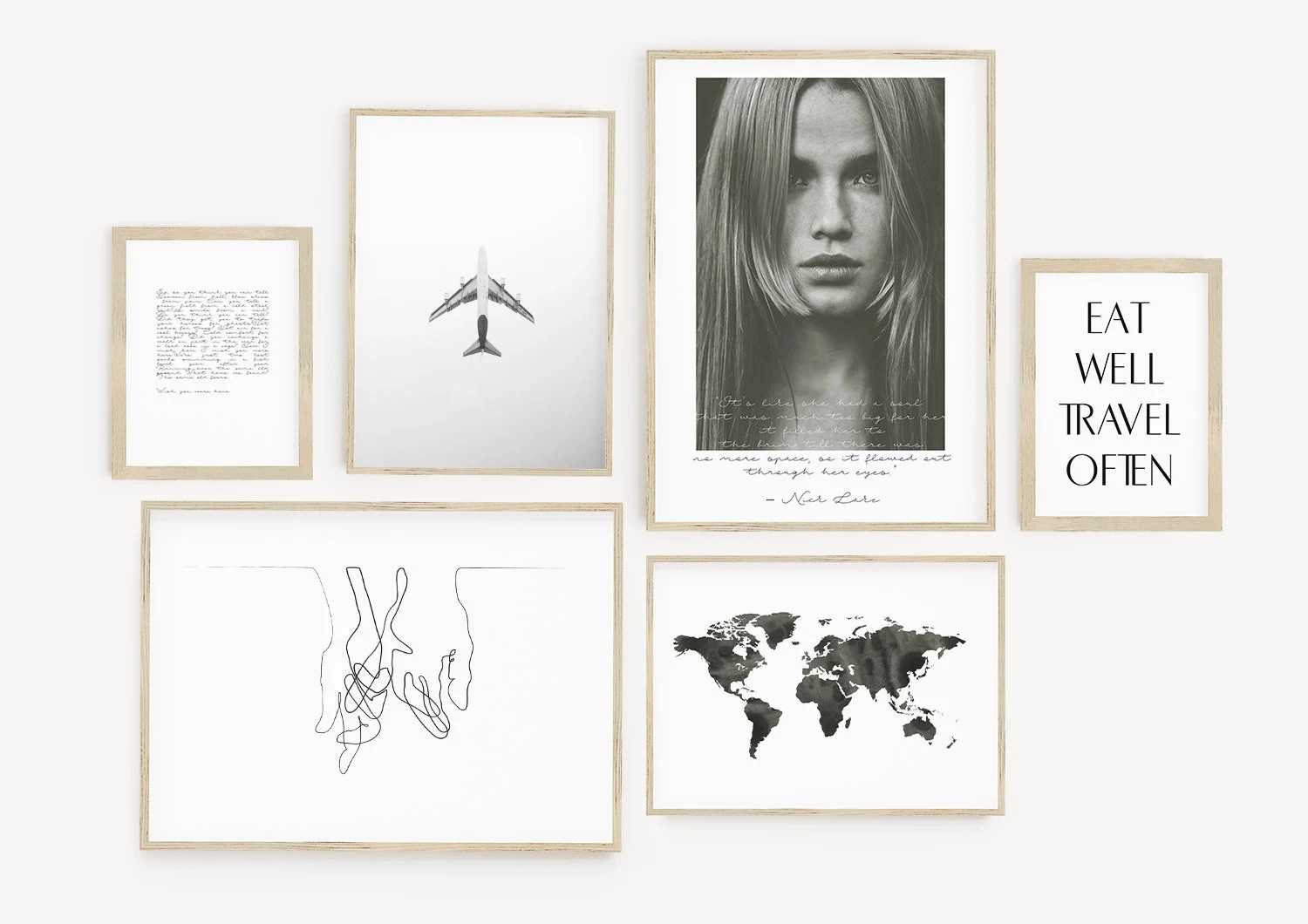 Wall Art Prints And Posters Wanderlust Gallery Wall Set Of 6 Art Prints Travel Posters Set Ready Made Gallery Wall Art Art Prints Bundle Wall Art Set