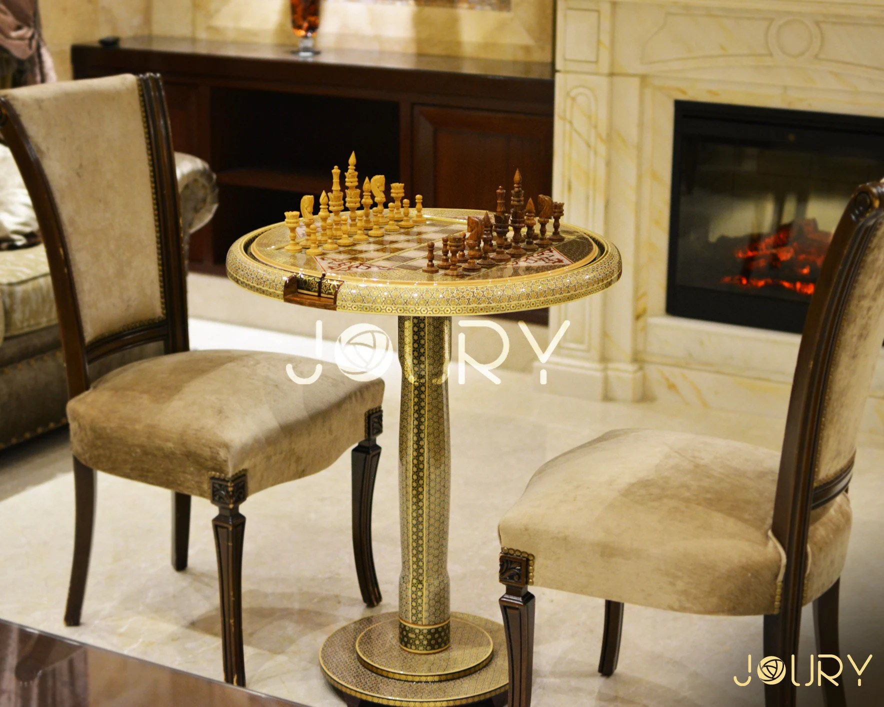 Chess Table Chess Table Chess Board Round Table Wooden Chess Board