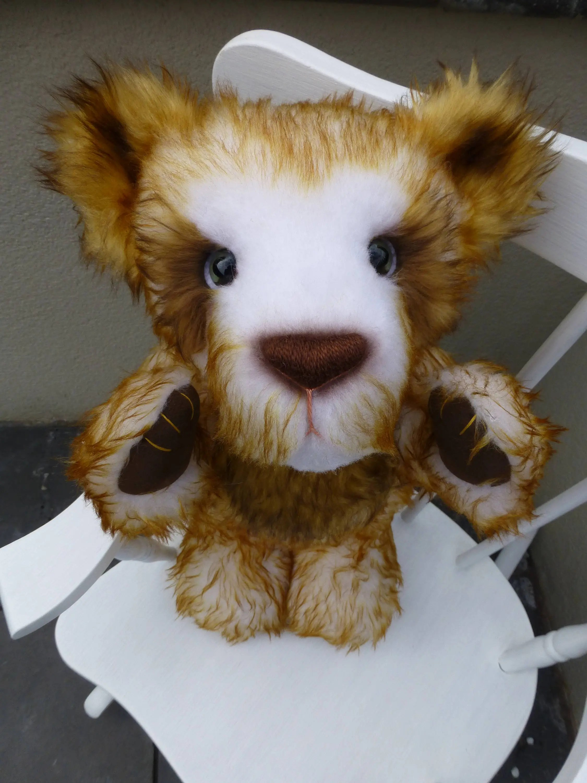 Australian Made Teddy Bears Handmade 15 Fully Jointed Teddy Bear Made In Australia Etsy