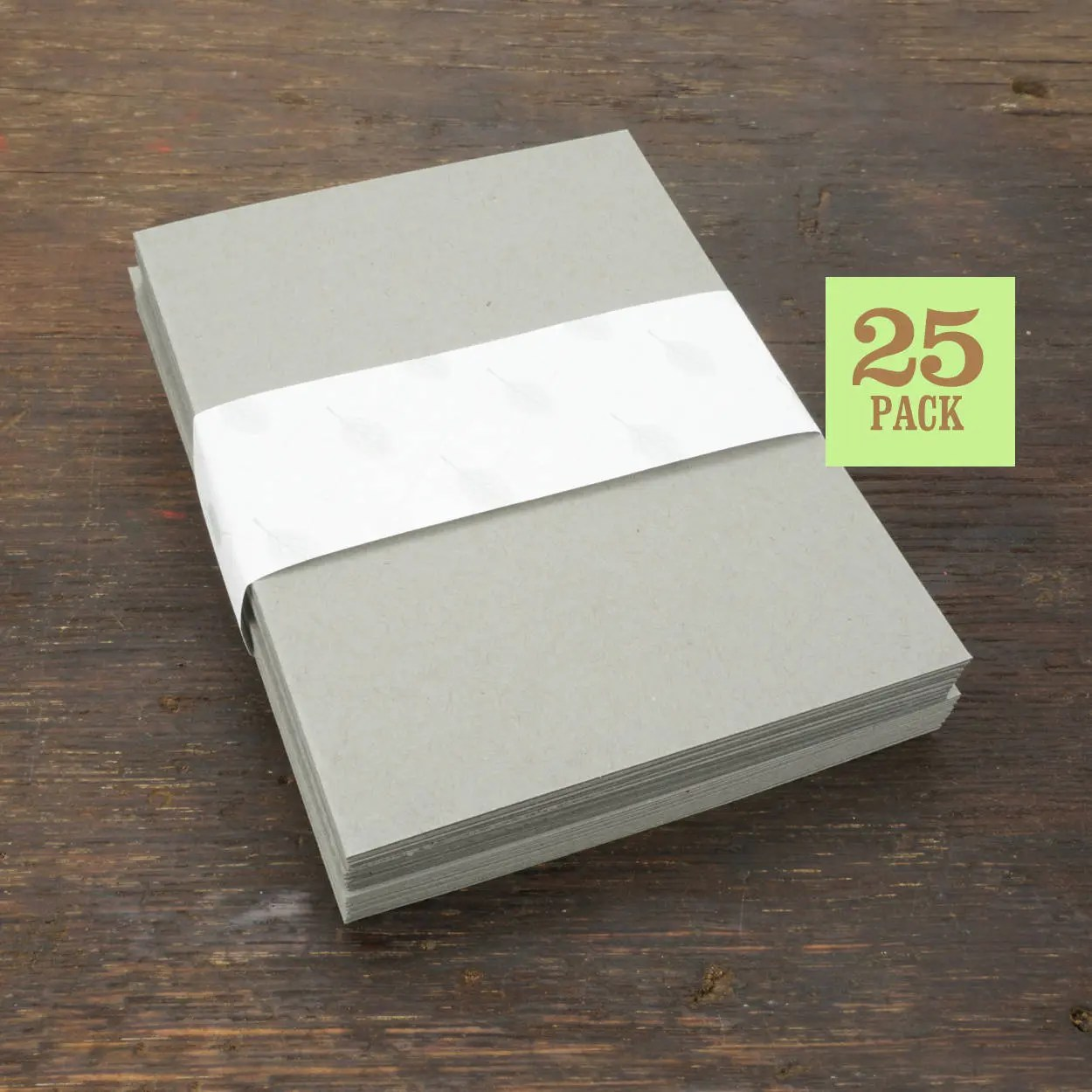 Blank Notecards with Envelope Size A2 Gray Cards and - what size are notecards