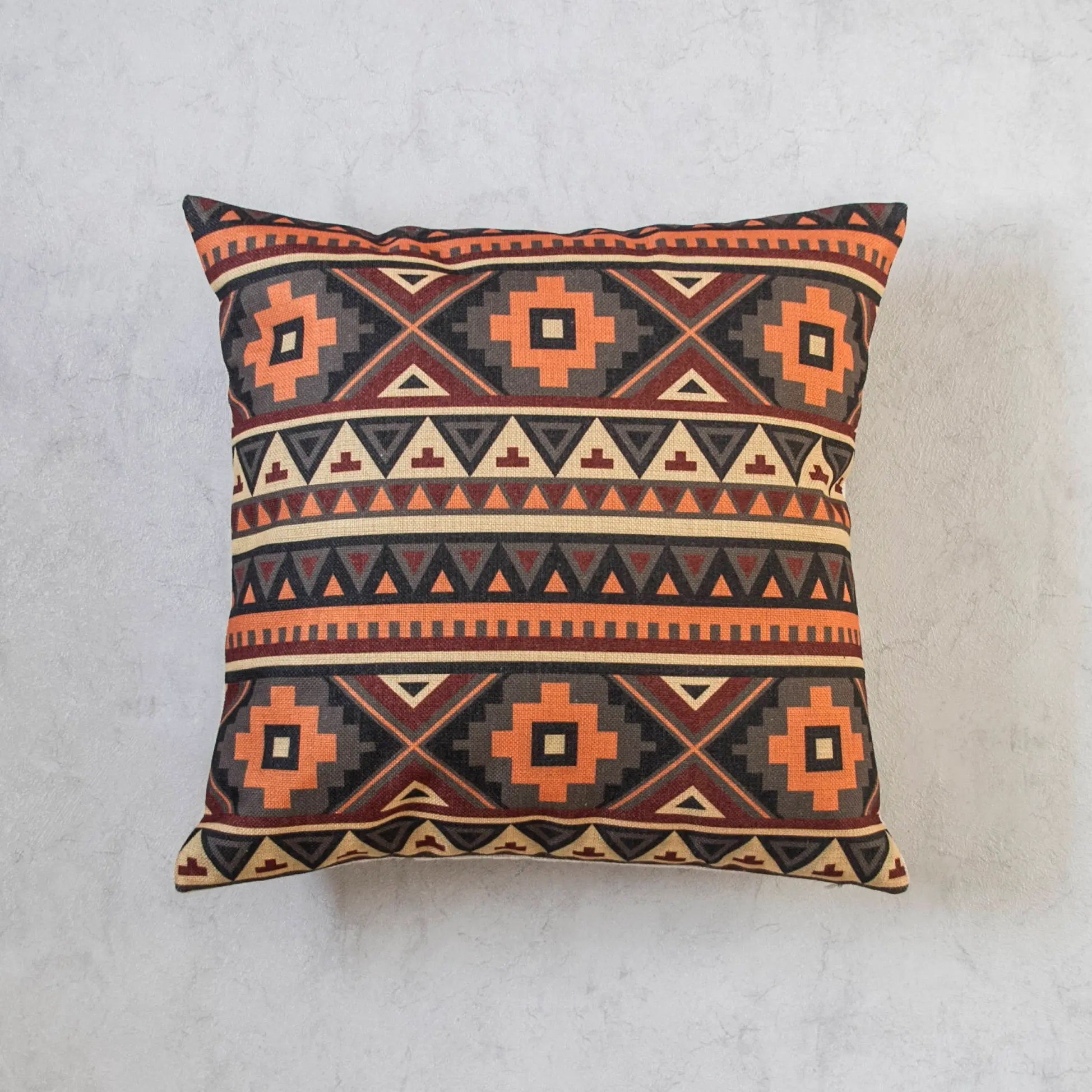 Boho Cushions Australia Boho Pillow Cover Bohemia Pattern Pillow Covers Aztec