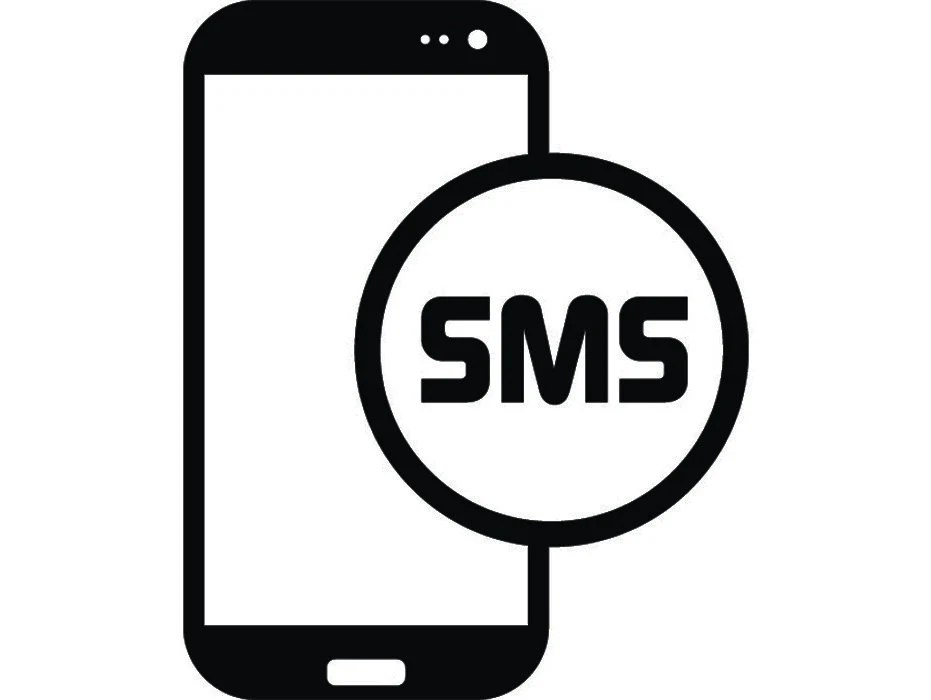 SMS Icon 1 Short Message Service Internet Connect Etsy