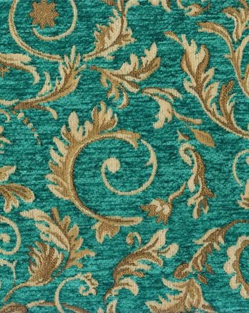 How Many Yards Of Fabric For Curtains Upholstery Fabric Drapery Fabric Tuscanfabric Chenillefabric Turquoise Damask Jacquard Fabric Traditional Fabric Fabric Yard Half Yard