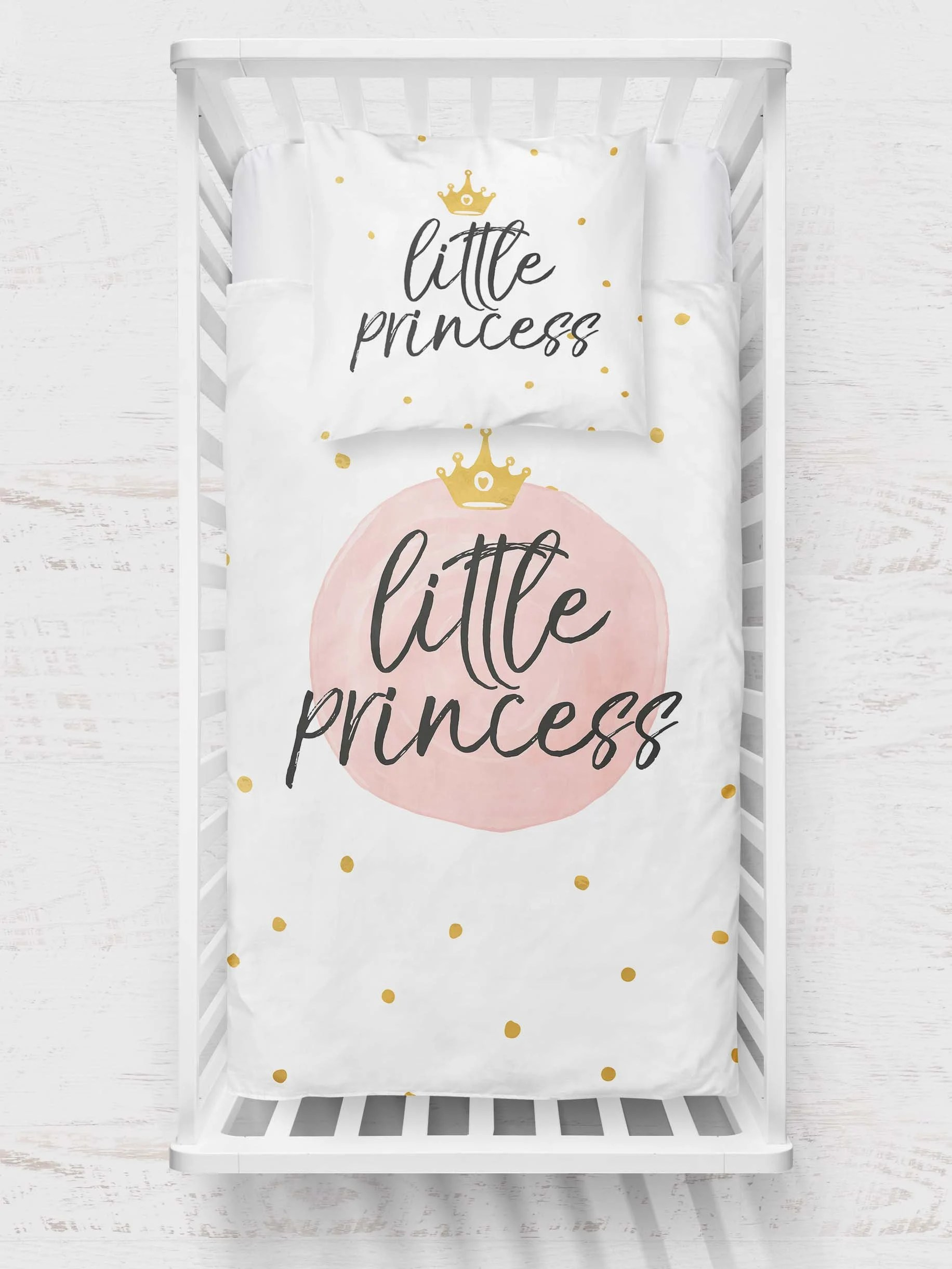 Baby Born Bettwäsche Toddlerlittle Princess Bedding Baby Blanket Personalized Baby Set Baby Nursery Custom Gift Nursery Bed Ding Toddler Bedding