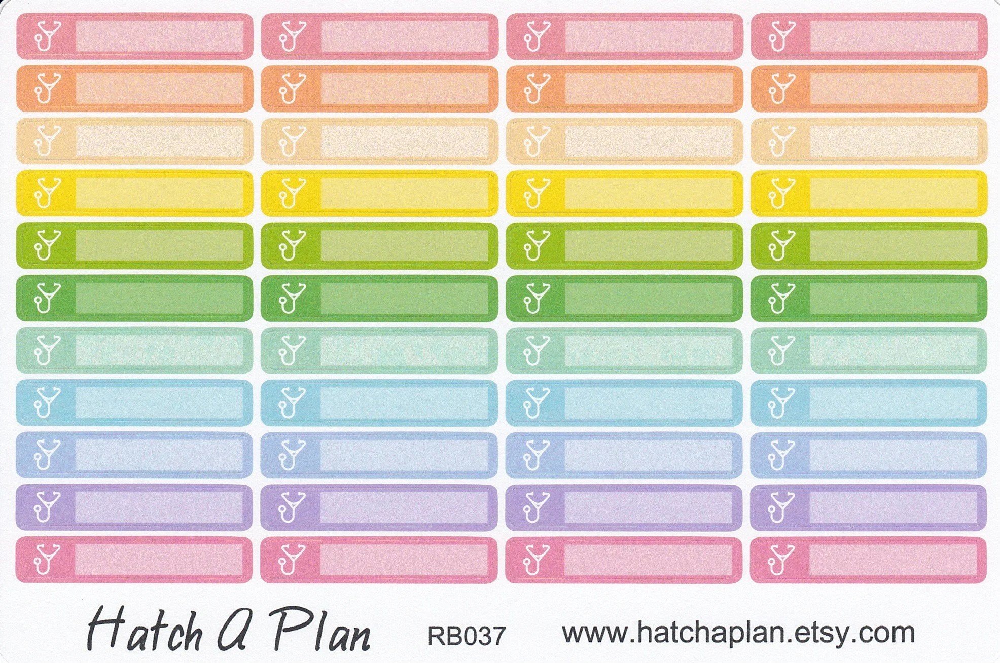 Doctor Appointment Planner Stickers Doctor Visits Great Etsy
