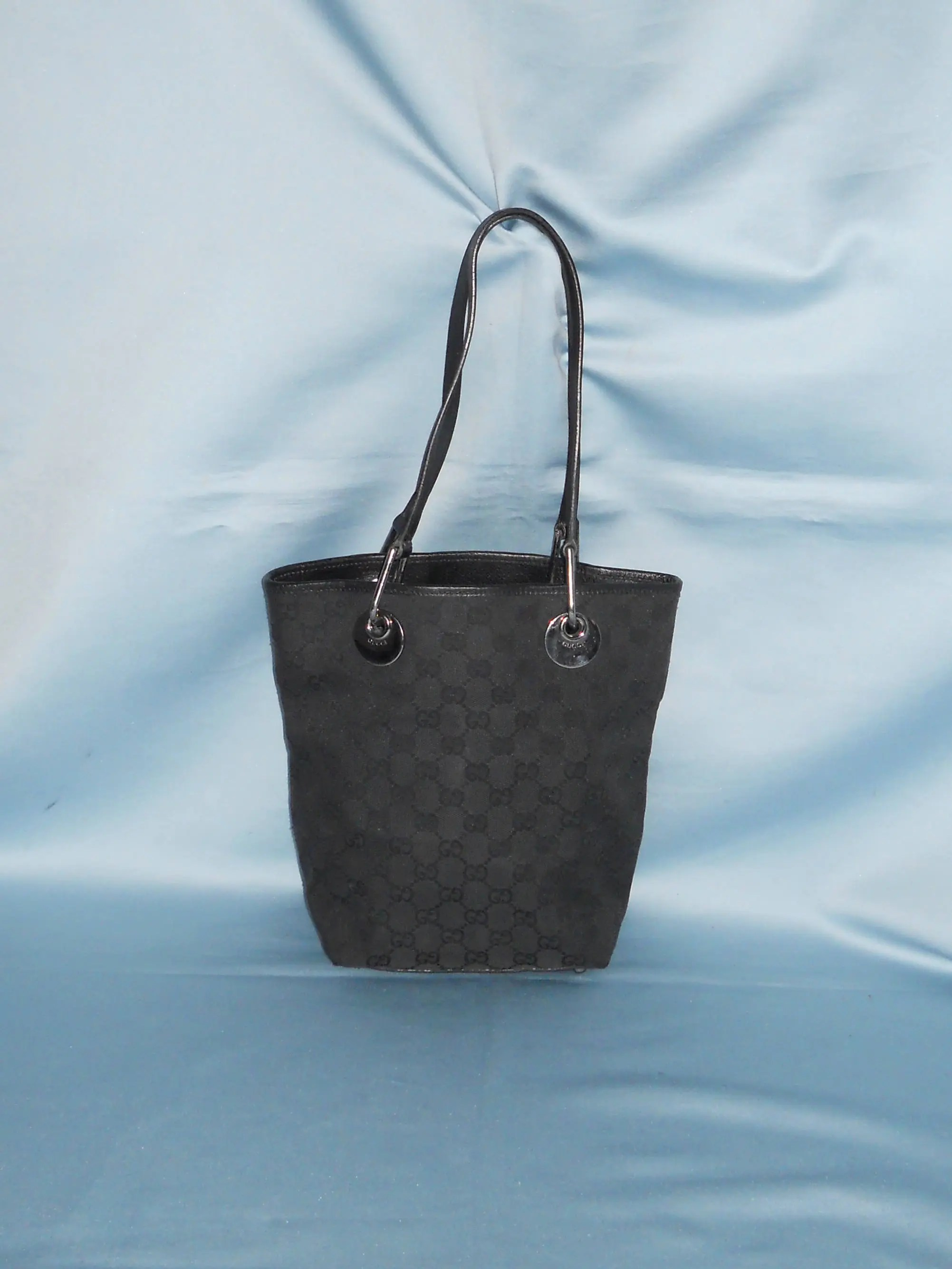 Etsy Vintage Gucci Authentic Vintage Gucci Bag Serial Code Fabric And Genuine Leather
