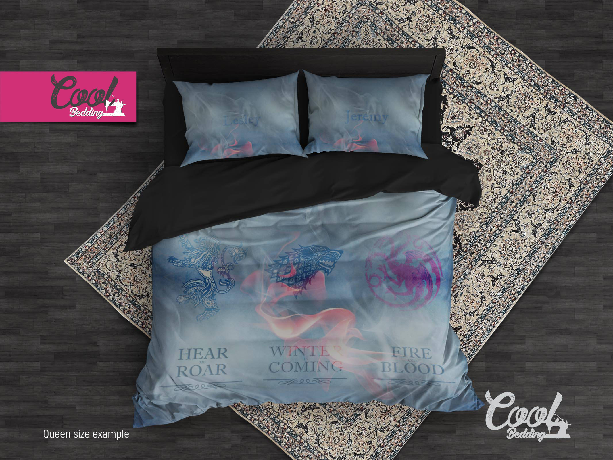 Game Of Thrones Bettwäsche Personalized Duvet Cover Game Of Thrones Got Bedding Set Game Of Thrones Ispired Bedding Comforter Set 56