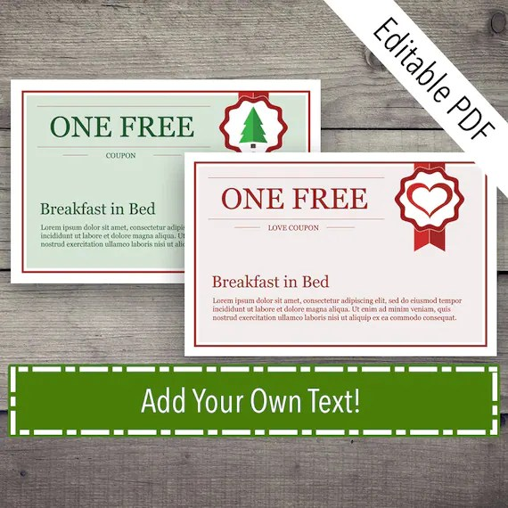 Coupon Book Coupon Template Love Coupon Love Coupons Love Etsy - Coupon Book Printing