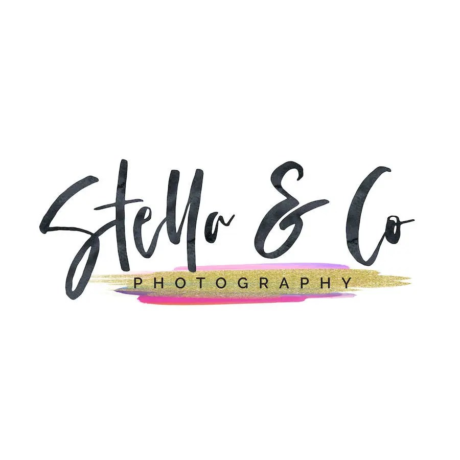 Photography Logos and Watermarks Handwritten Boutique Logo Etsy