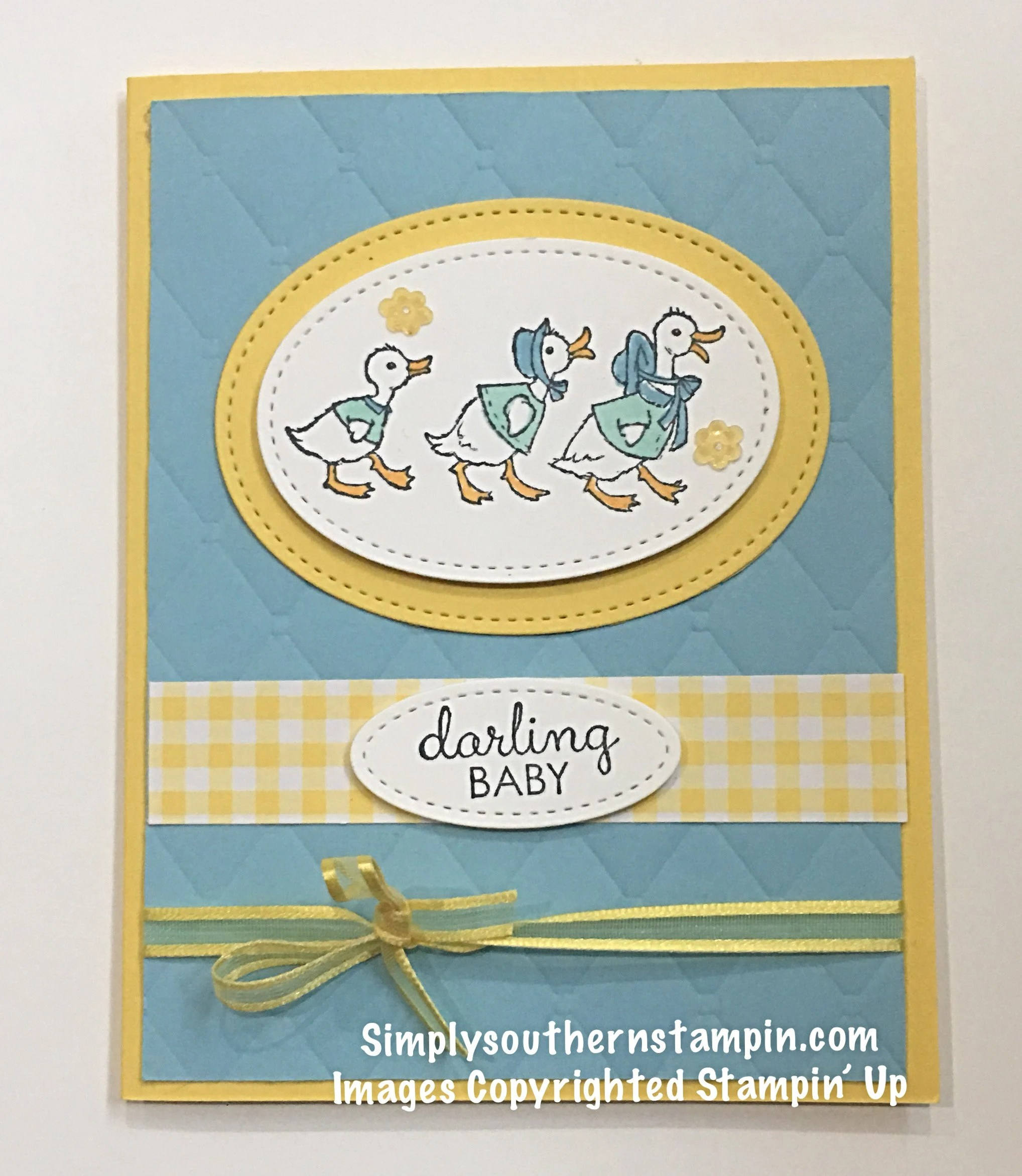 Stampin Up Karten Für Männer Stampin Up Fable Friends Handmade Embossed Card Envelope Made With The New Fable Friends