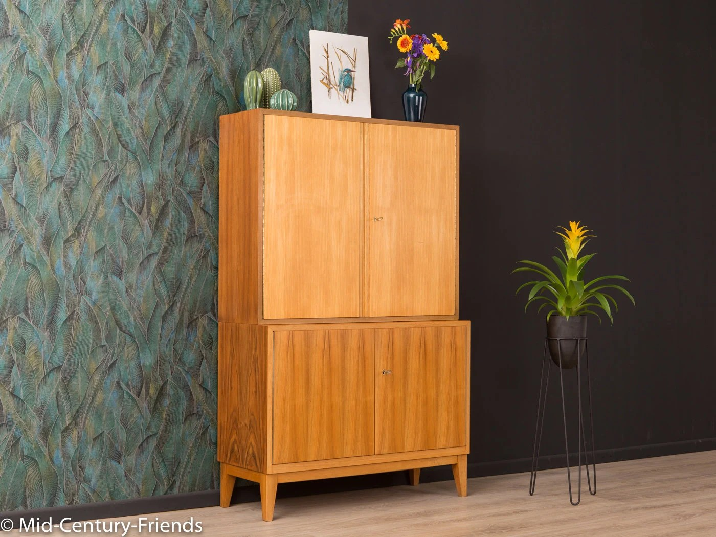 Küchenmöbel Vintage 50s Chest Of Drawers Georg Satink Wk Möbel Vintage 804032