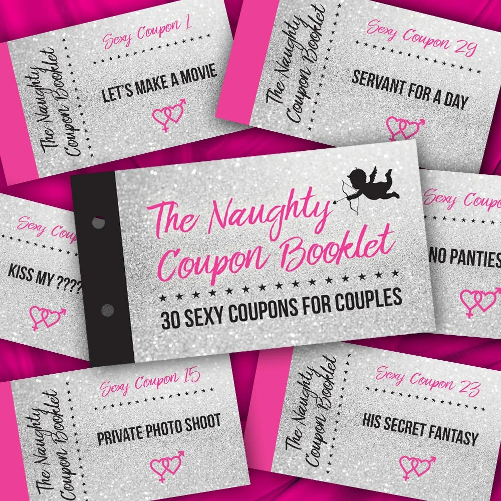 Naughty Coupon Book Sex Coupons naughty coupons gift for Etsy - Coupon Book Printing