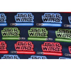 Small Crop Of Star Wars Fabric
