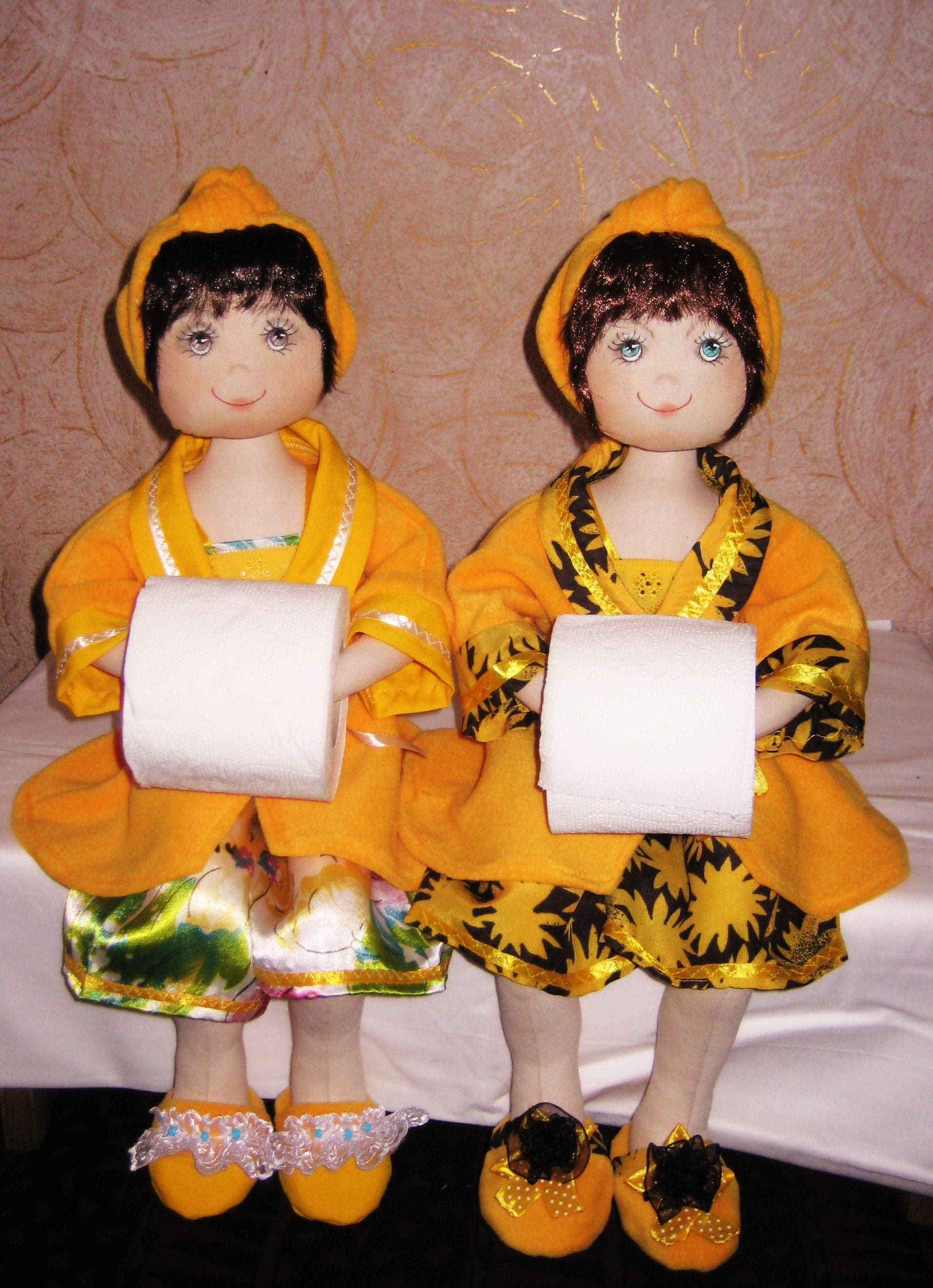 Custom Made Toilet Paper Custom Made Rag Doll Toilet Paper Holder Interior Cheerful