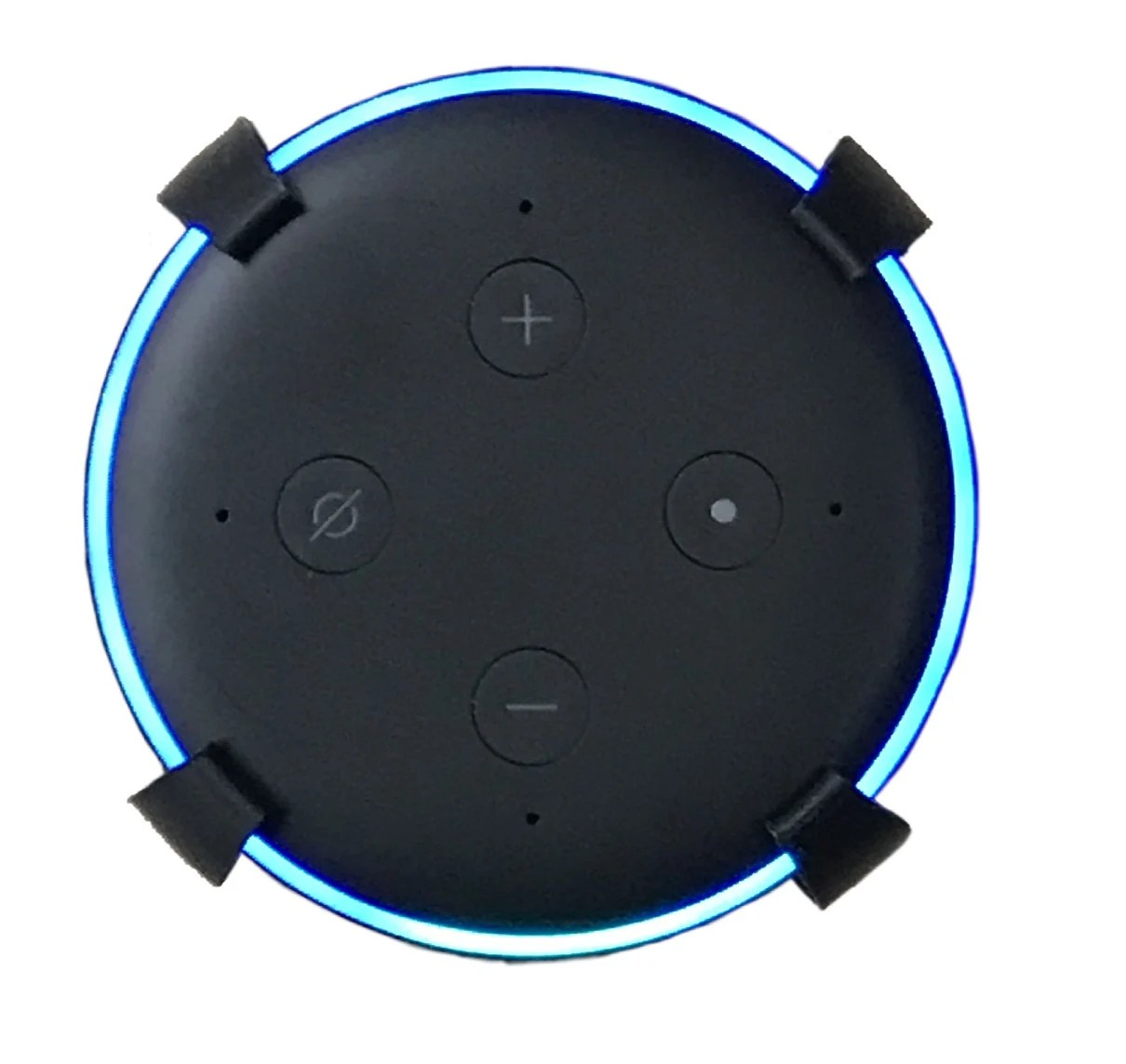 Echo Dot Installation Sturdygrip Amazon Echo Dot 3rd Generation Wall Mount Ceiling Mount
