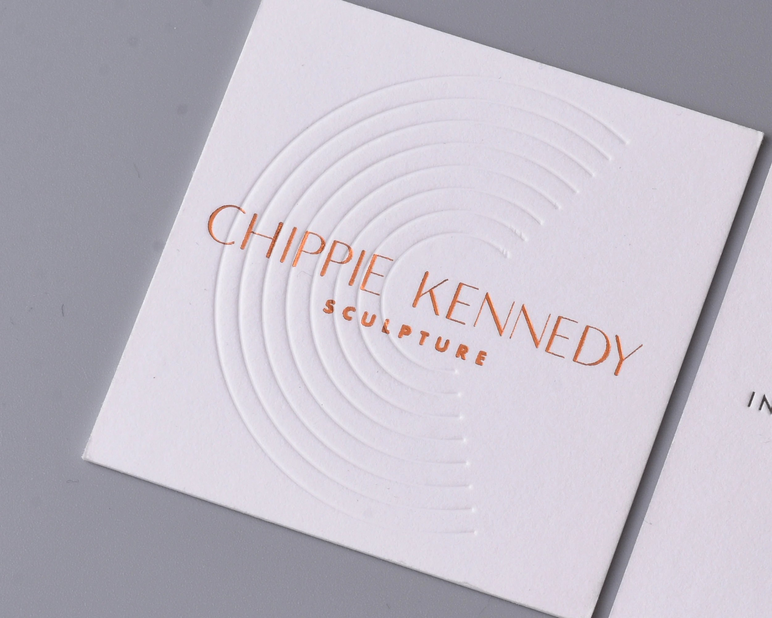 Luxury White Business Card Print Thick Business Card and Etsy