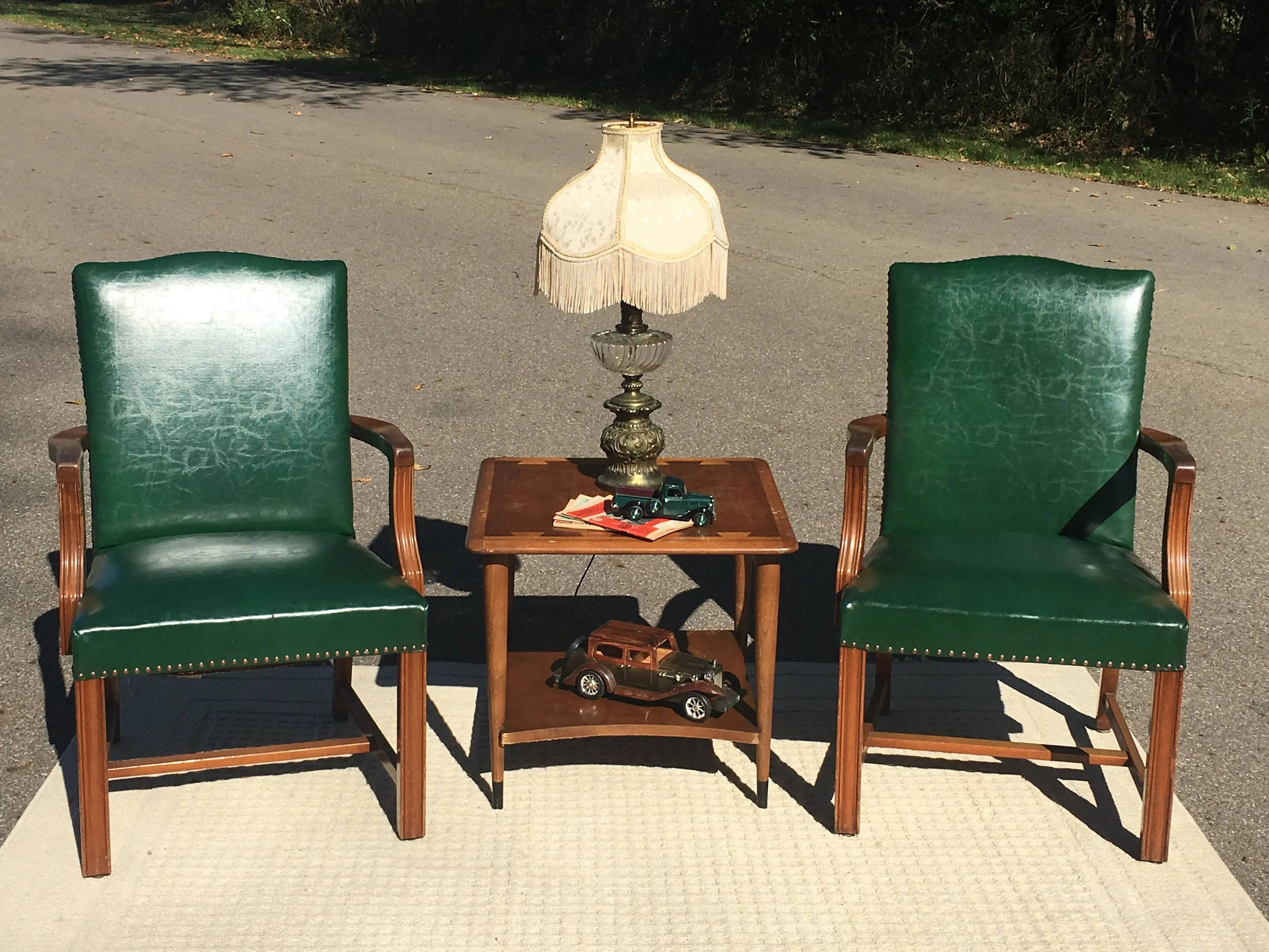 State Vintage Mid Century Walnut Lear Chairs B L Marble Chair Decorative Green Lear Accent Chairs Vintage Mid Century Walnut Lear Chairs B L Marble Chair Co furniture Leather Chair Mid Century