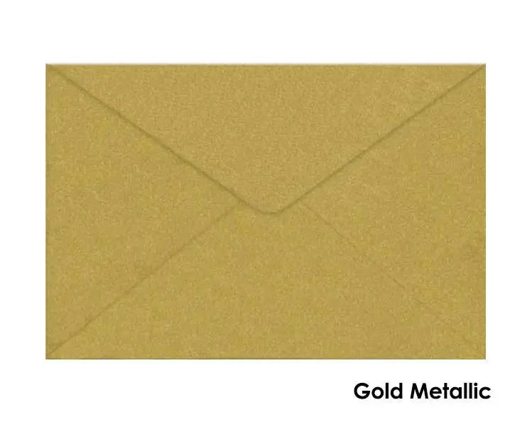 50 Pack Metallic Envelopes Size 2 15/16 x 4 3/8 inches 75 x Etsy