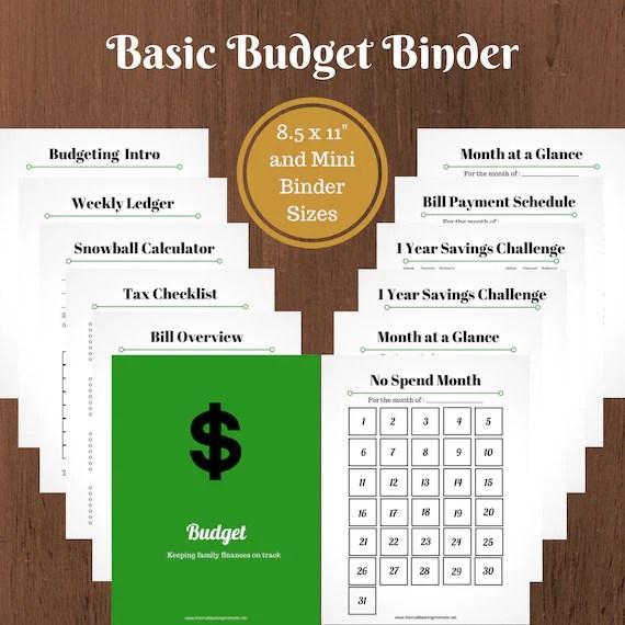month at a glance budget - Pinarkubkireklamowe