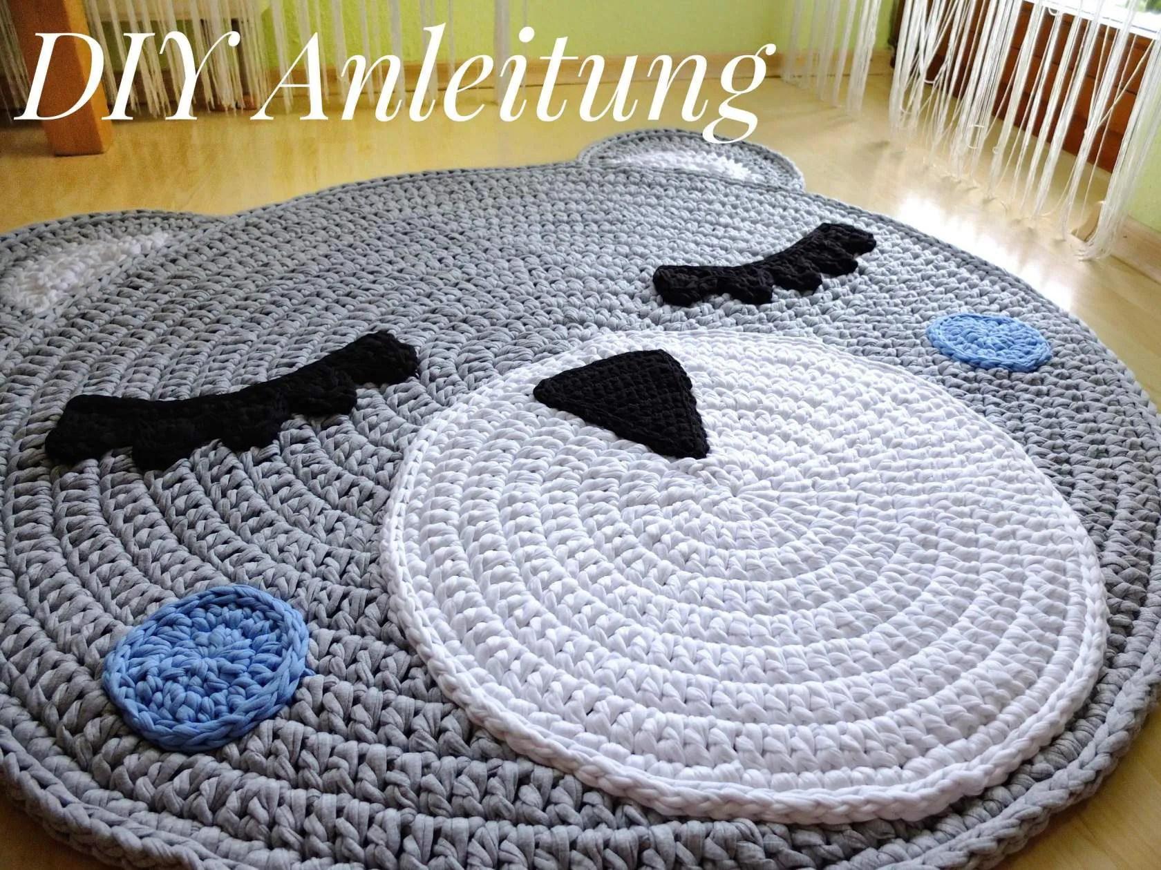 Badezimmer Teppich Zpagetti Runder Teppich Aus Textilgarn