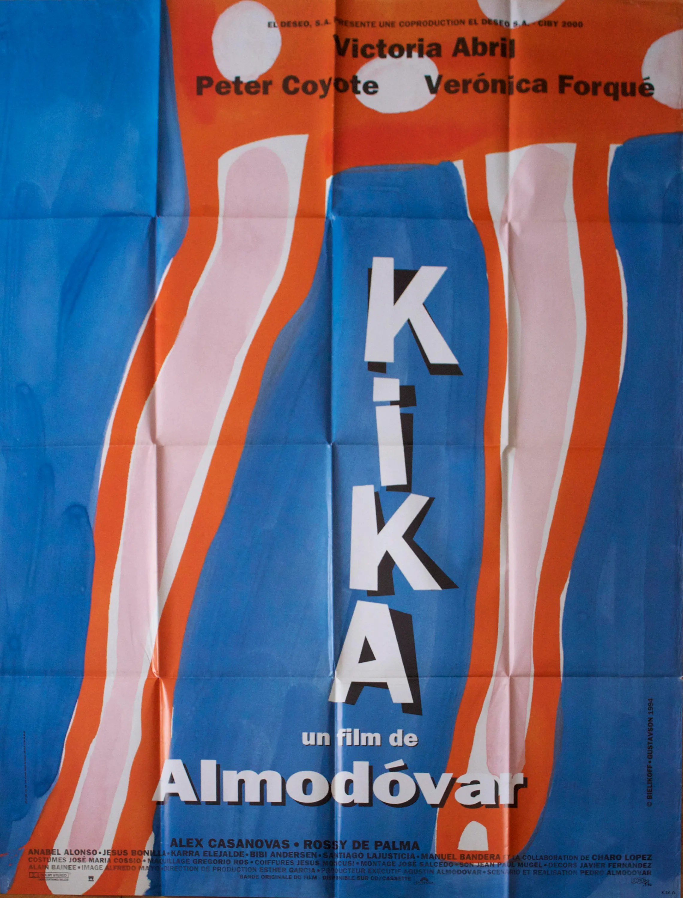 Kika Com Movie Poster