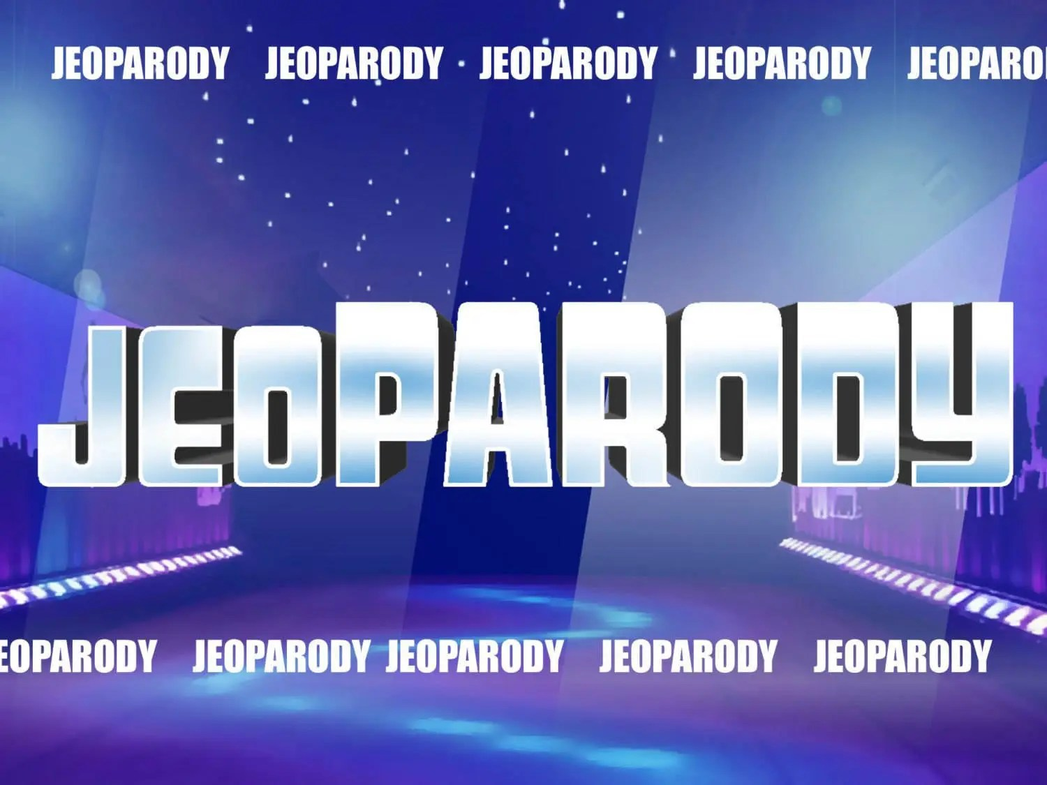 Customizable Jeopardy Powerpoint Template - jeopardy powerpoint template