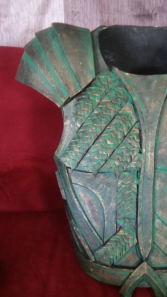 Aquaman foam armor templates Etsy