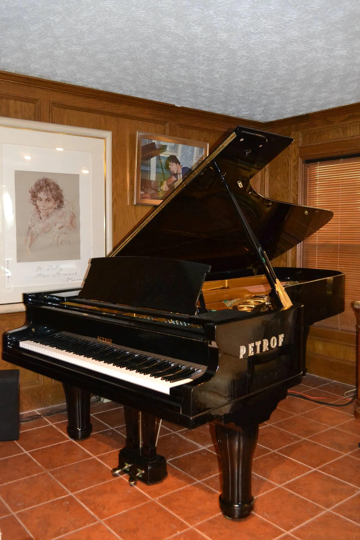 9\u00272 Petrof Concert grand piano Model I Mondial  free Etsy