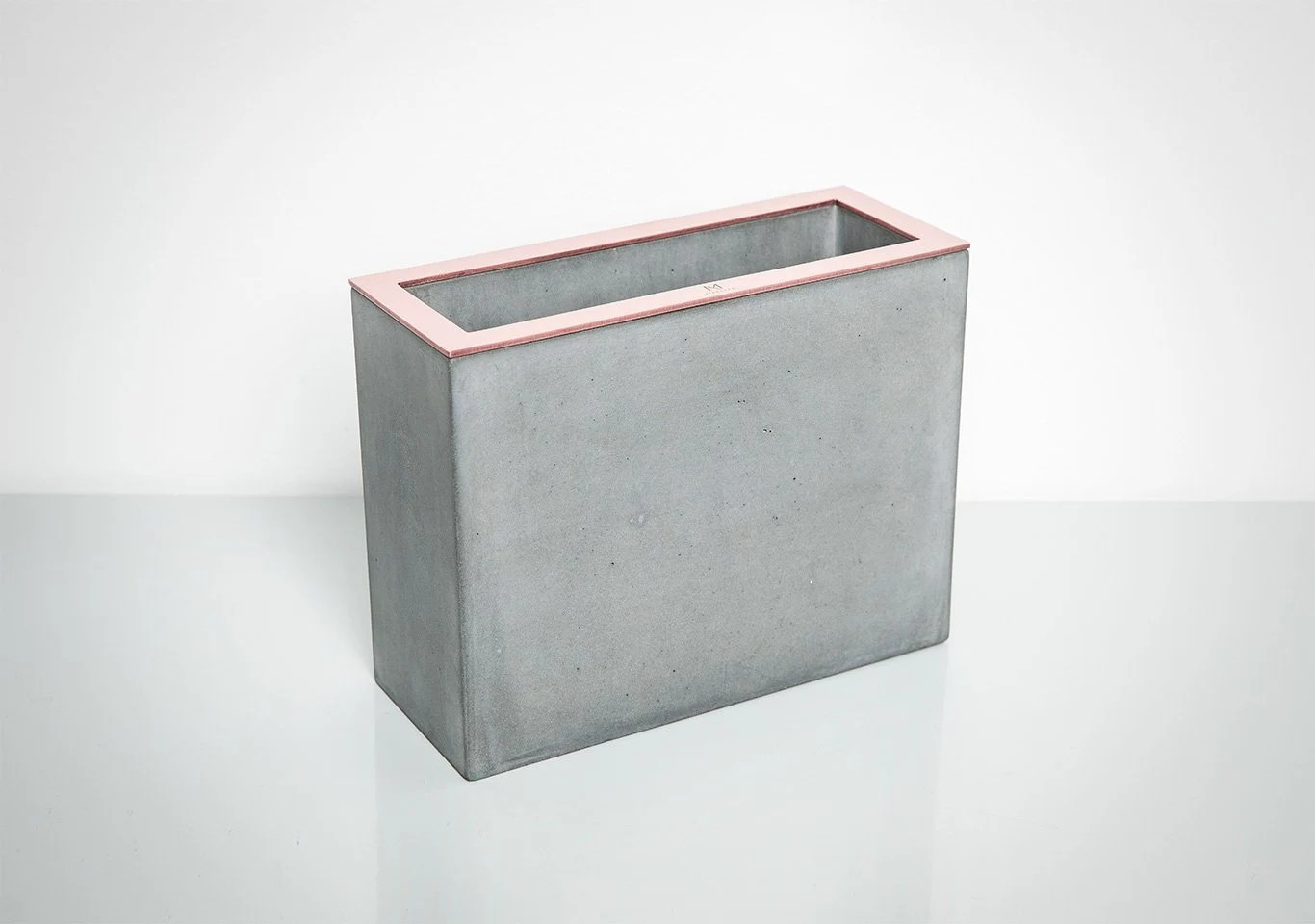Cement Beton Vase Mv2 1 Concrete Vase Modern Vase Cement Beton Modern Home Decor Concrete Decor Gift Idea