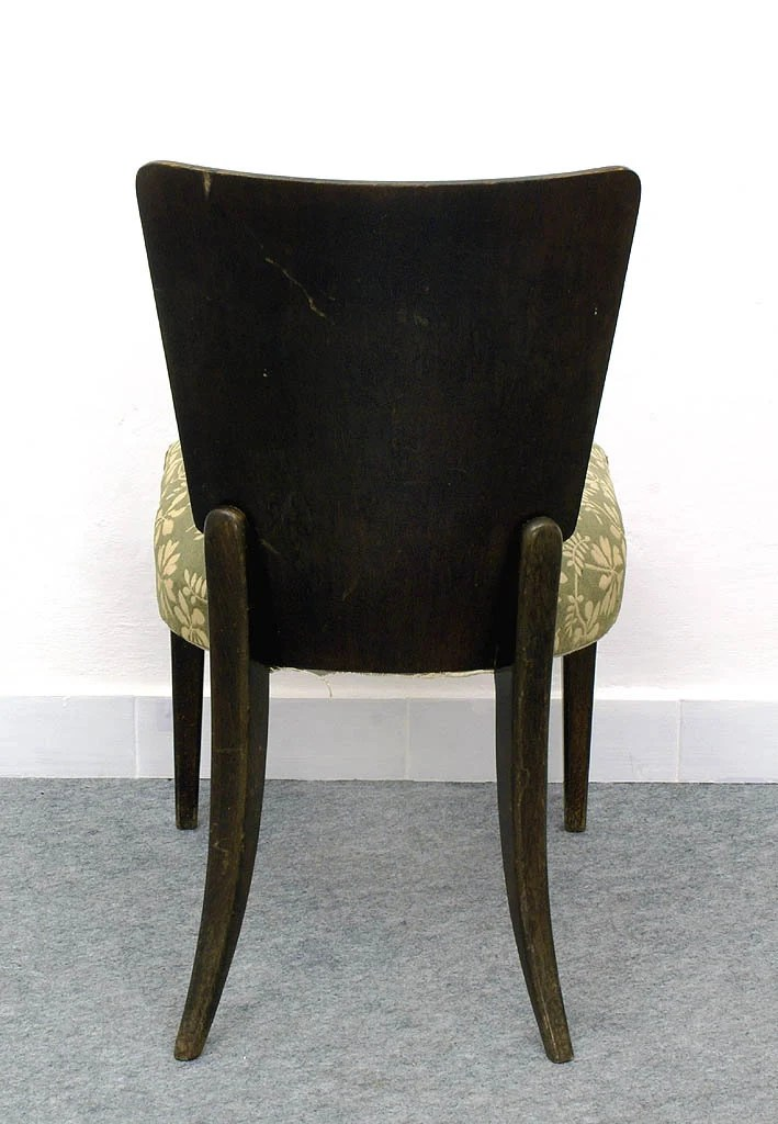 Jindrich Halabala Sessel Dinning Chair By Jindrich Halabala Model H 214