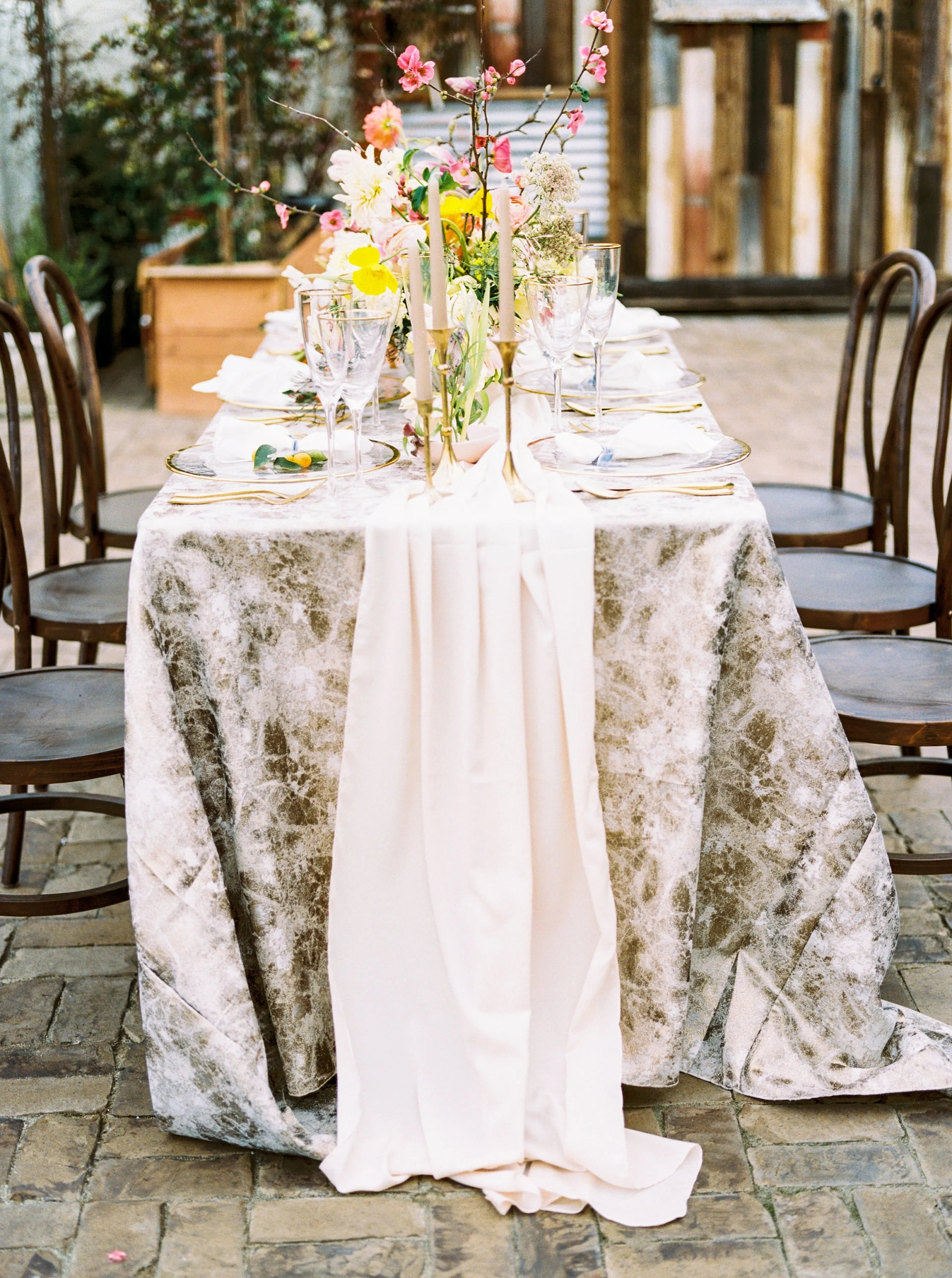 Decoration Nappe De Table Nappe Or Nappe Or Paillette Linge De Table Or Décoration De Mariage Mariage En Marbre D Or Nappe De Mariage Linge De Table De Mariage
