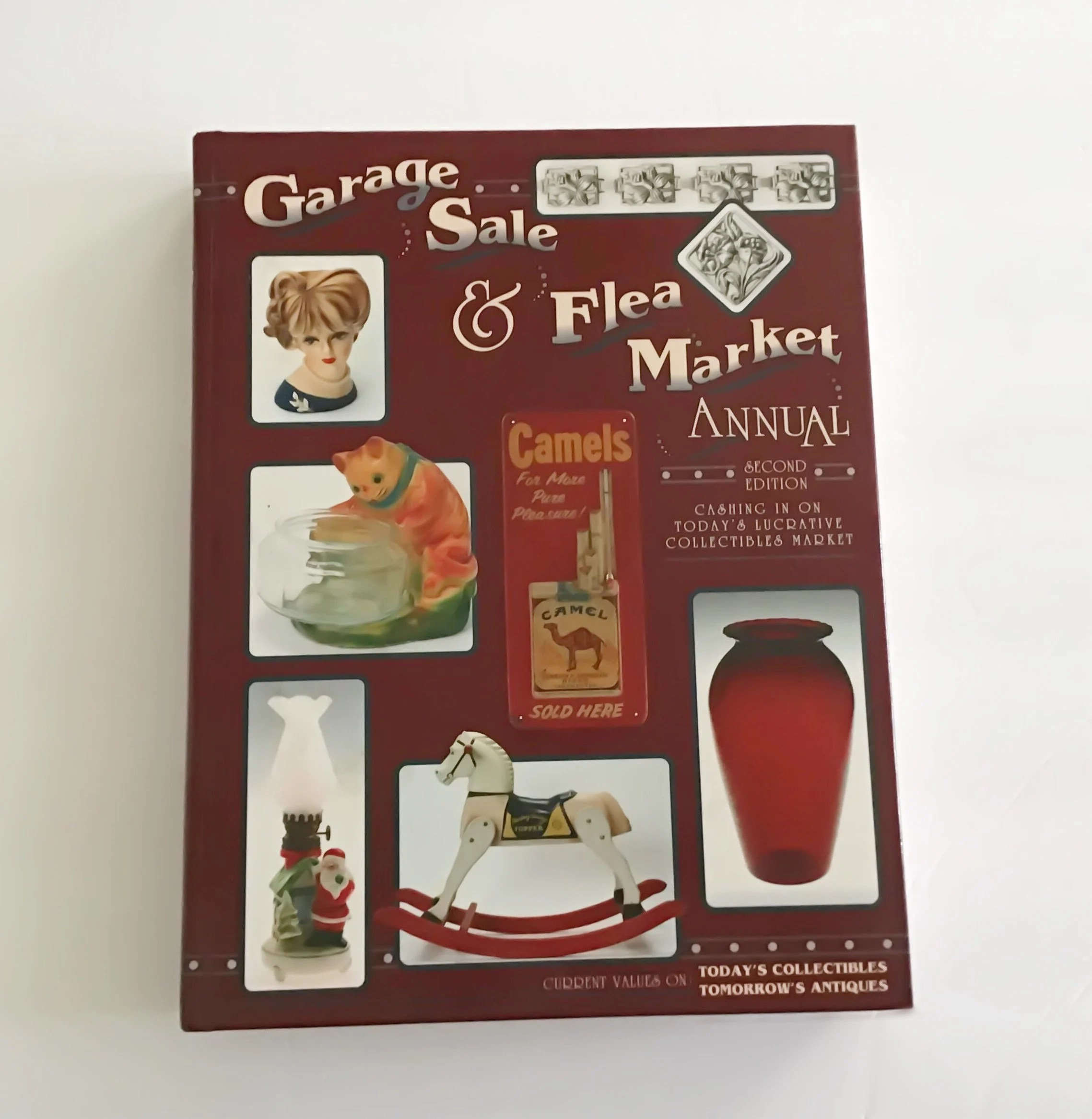 Garage Sale Book Prices Garage Sale Flea Market Annual Price Guide 2nd Edition Copyright 1994