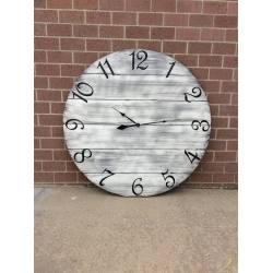 Small Crop Of Oversized Wall Clocks