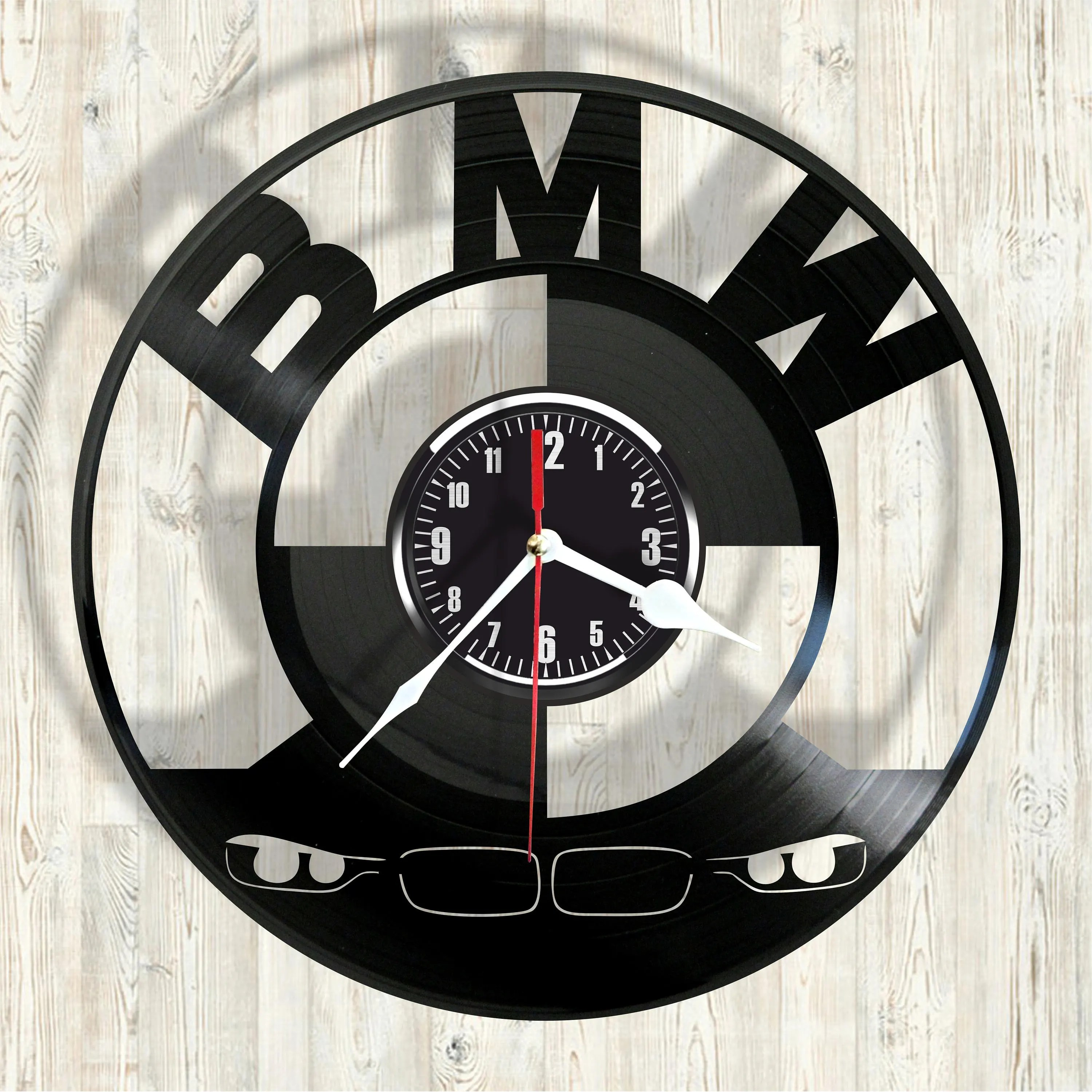 Bettwäsche Bmw Bmw Vinyl Record Wall Clock Best Eco Friendly Gift For Any Occasion