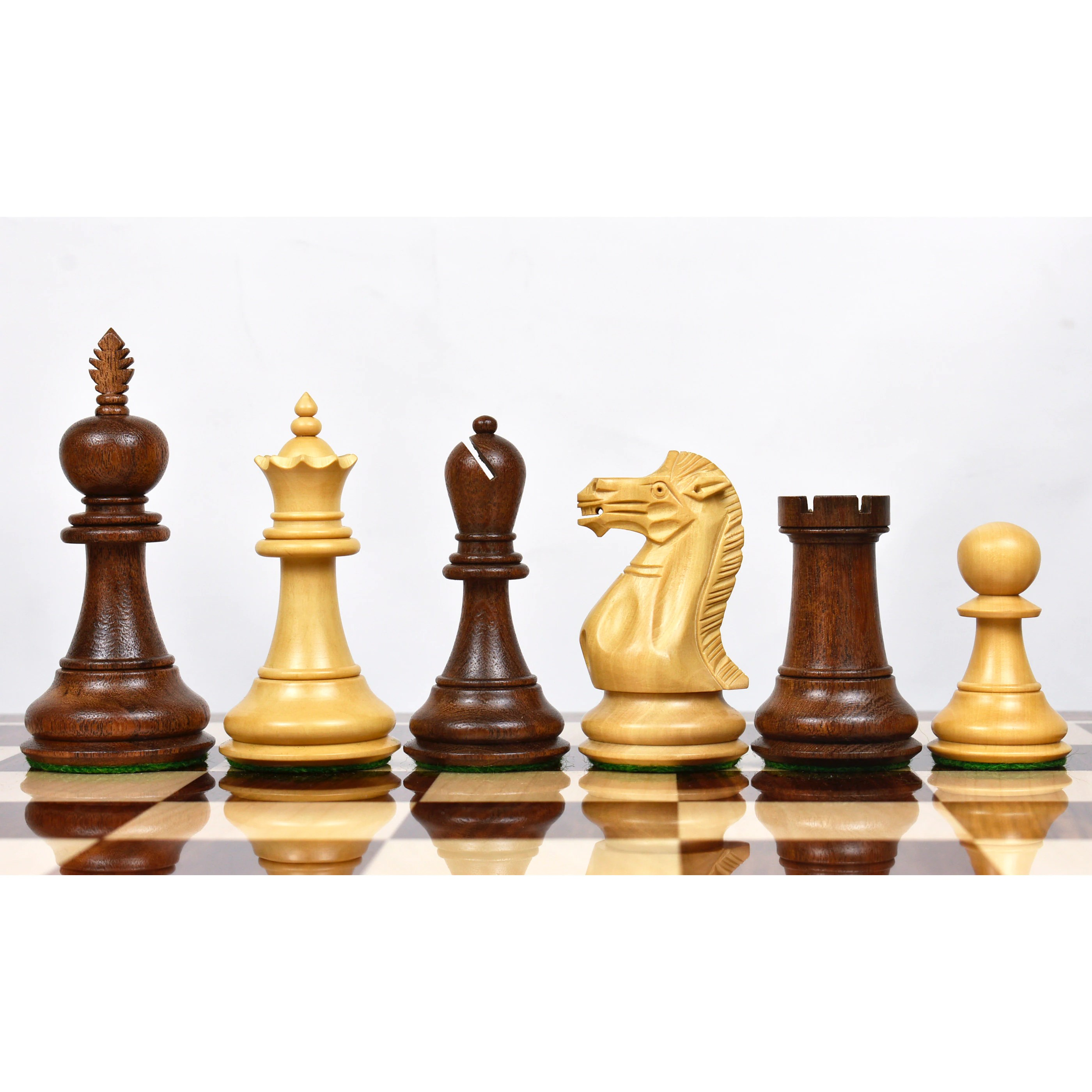 Gold Chess Pieces 4 2
