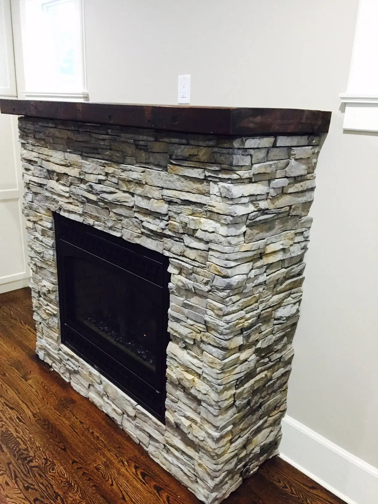 Floating Fireplace Mantel Ideas Custom Fireplace Mantel Reclaimed Wood Fireplace Mantel Shelf 20