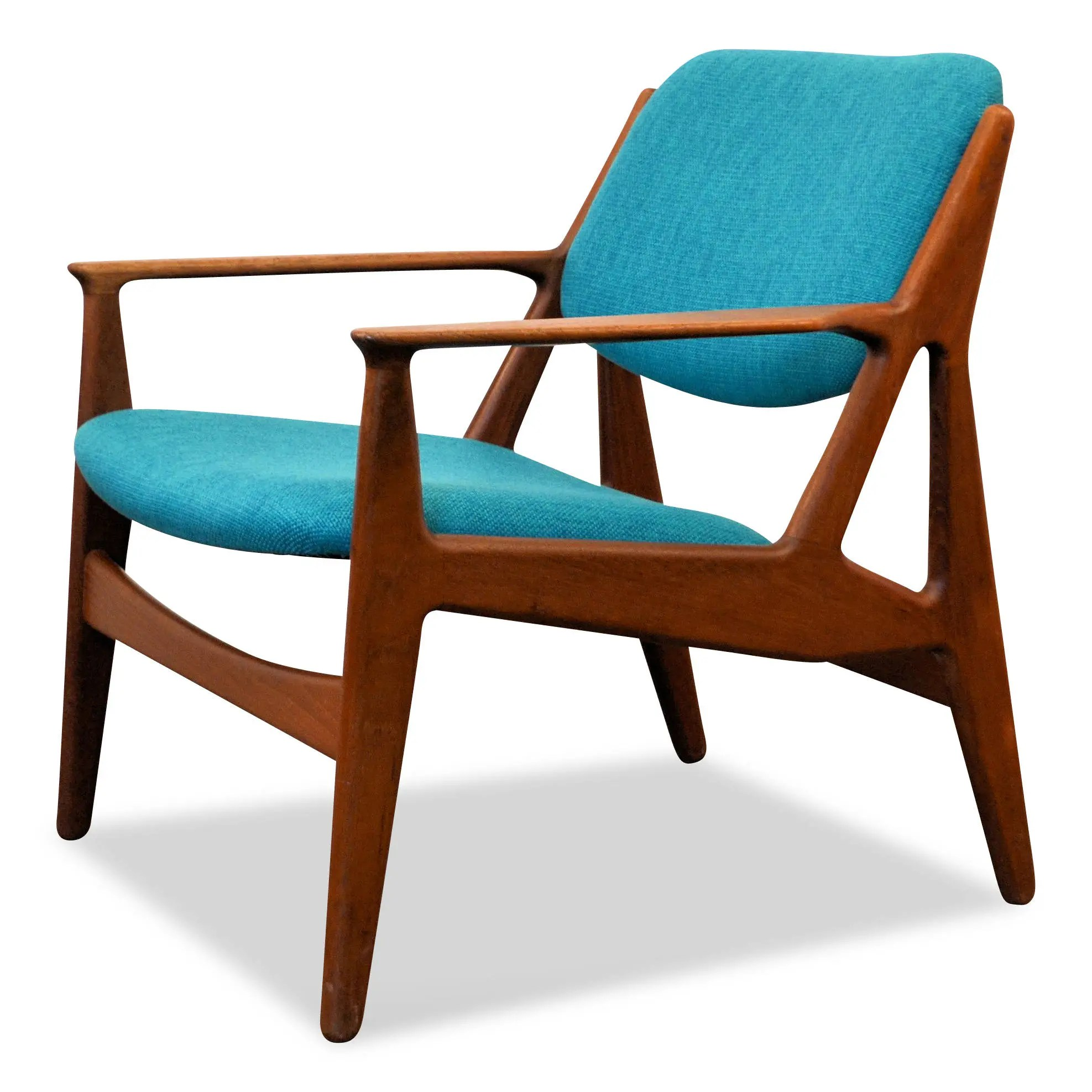Arne Vodder Sessel Vintage Teak Danish Design Arne Vodder Sessel