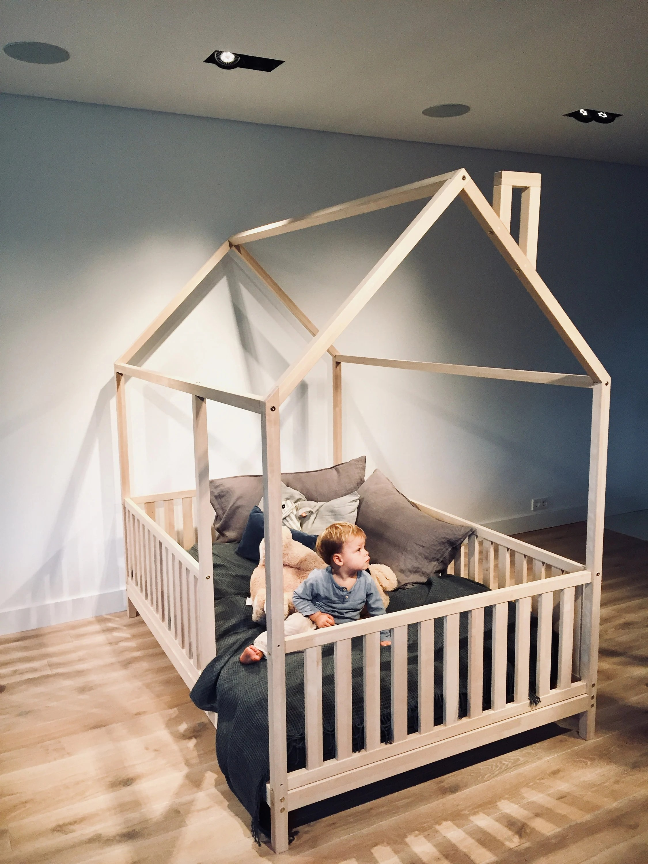 House Bed Frame Uk Montessori Toddler Beds Frame Bed House Bed House Wood House Kids