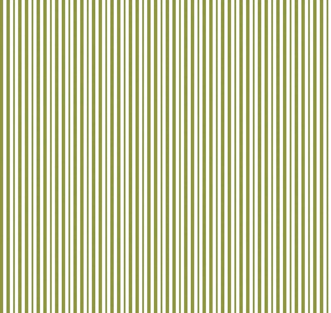 Green Stripes Fabric by the Yard 100 Cotton Fabric Striped Etsy