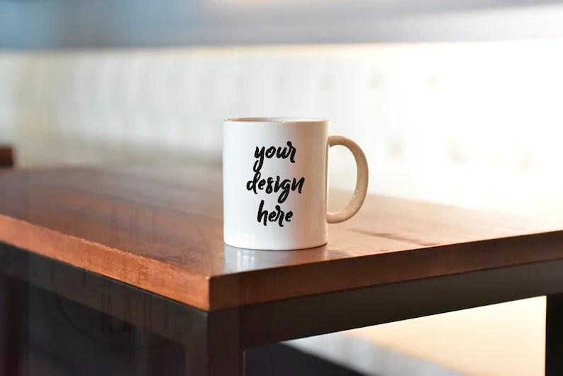 Mug Mock Up Mug Mockup Mug Template Coffee Mug Mockup Mug Etsy