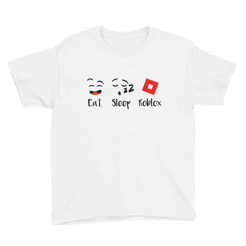 Roblox T-Shirt Add game tag Roblox shirt Roblox tshirt Etsy