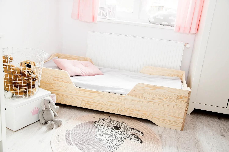 Bett Tipi 90x200 Cm Einzelbett Bett Kinderbett Holz Mit Schubladen