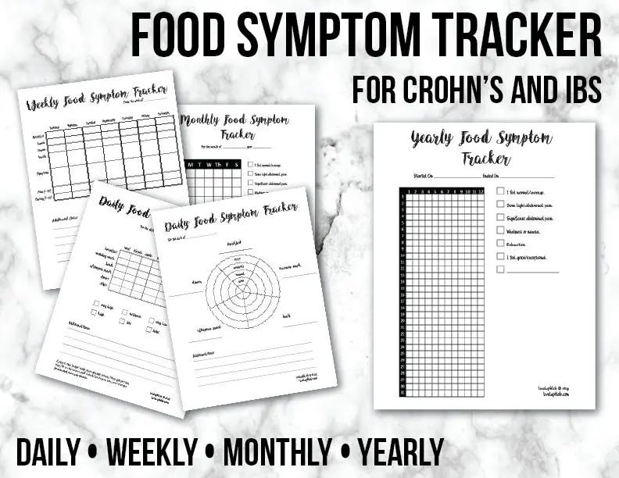 weekly food journal