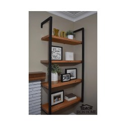 Small Crop Of Wrap Around Wall Shelves