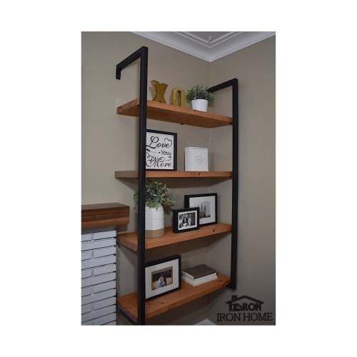 Medium Crop Of Wrap Around Wall Shelves