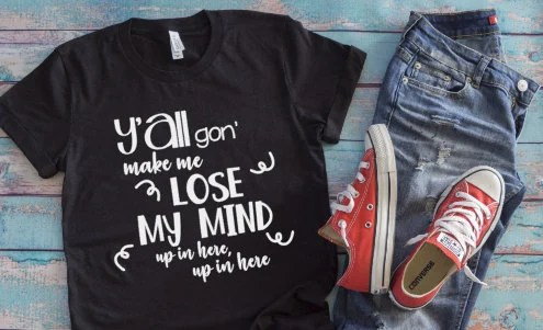 Teacher T-shirt / Lose My Mind / Custom Teacher Tee / Teacher Etsy