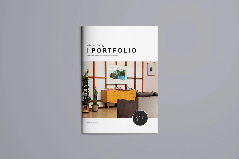 Interior Designer Portfolio Template Interior Design Etsy